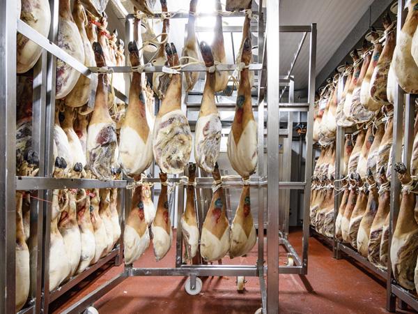 cámaras de refrigeración de carne