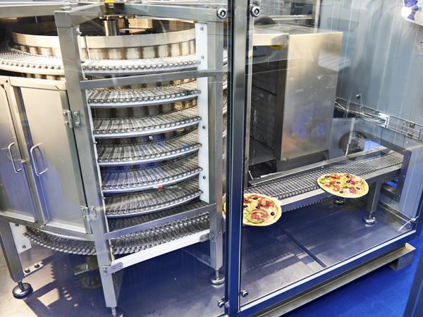 Refrigeración en el sector panadero