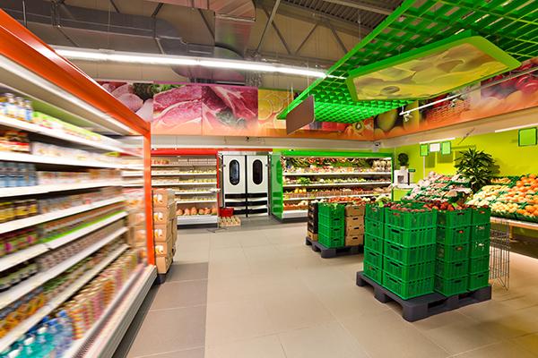 Instalaciones de refrigeración comercial